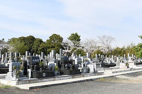 墓地分譲 トップ画像